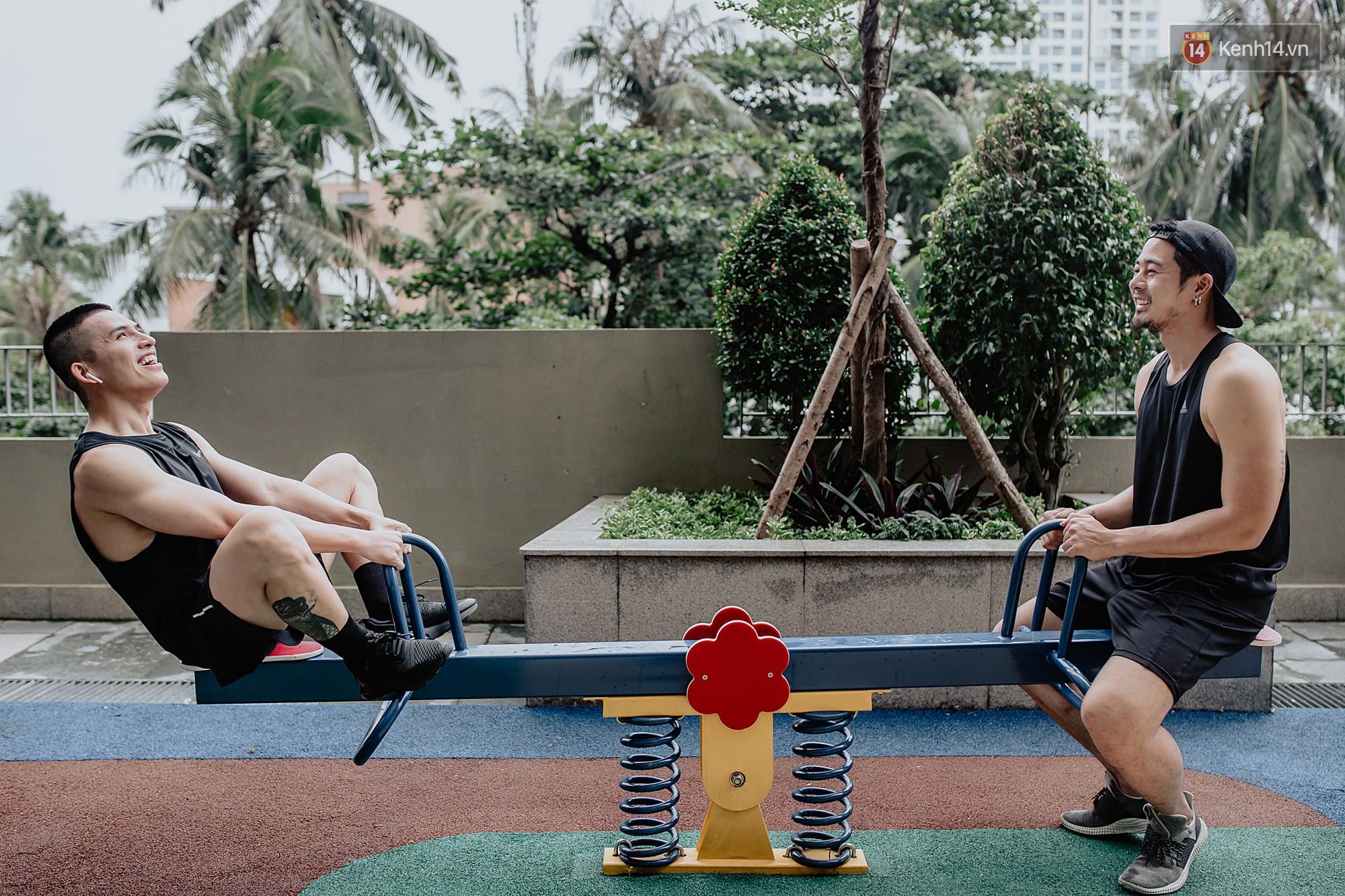 Team Đen - Cuộc đua kỳ thú 2019: Dương Mạc Anh Quân gọi Quốc Thiên là một... con quỷ, nóng tính đến đáng sợ - Ảnh 10.