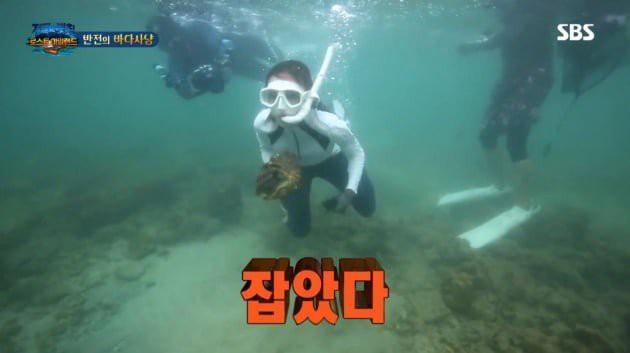 Nữ diễn viên Hàn Quốc đối diện án tù vì bắt 3 con sò tai tượng quý hiếm của Thái Lan khiến dư luận phẫn nộ - Ảnh 1.