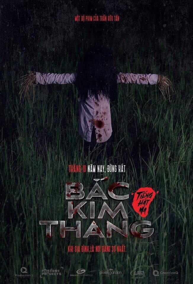 Poster giới thiệu phim kinh dị Bắc Kim Thang