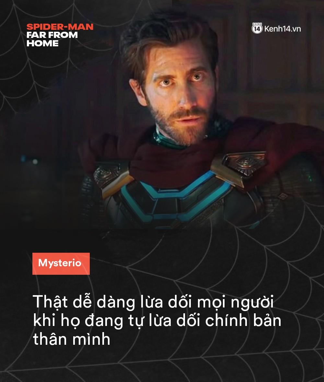 14 câu thoại cảm động trong FAR FROM HOME: Cậu để ý tớ chỉ vì tớ là Spider-Man à? - Ảnh 7.