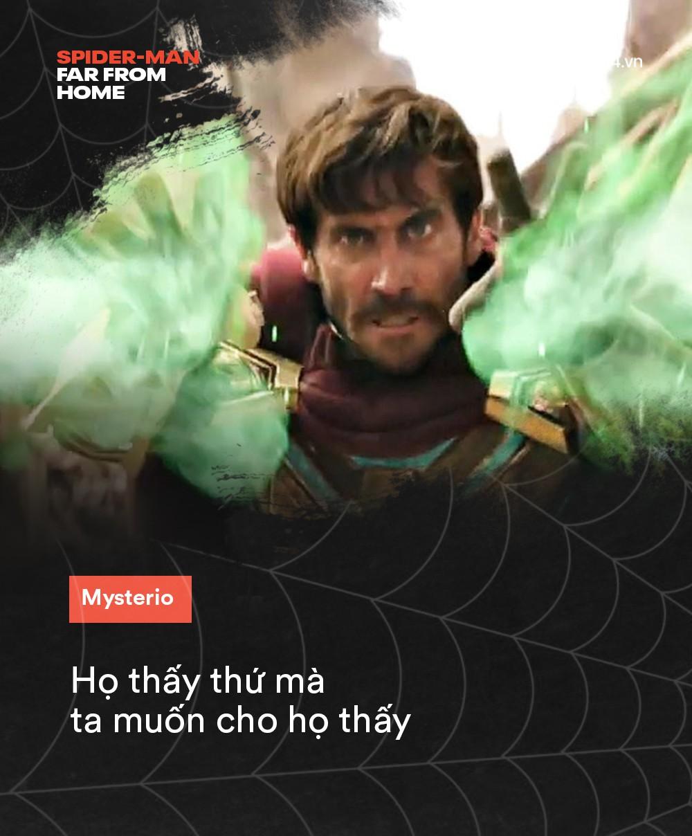 14 câu thoại cảm động trong FAR FROM HOME: Cậu để ý tớ chỉ vì tớ là Spider-Man à? - Ảnh 10.