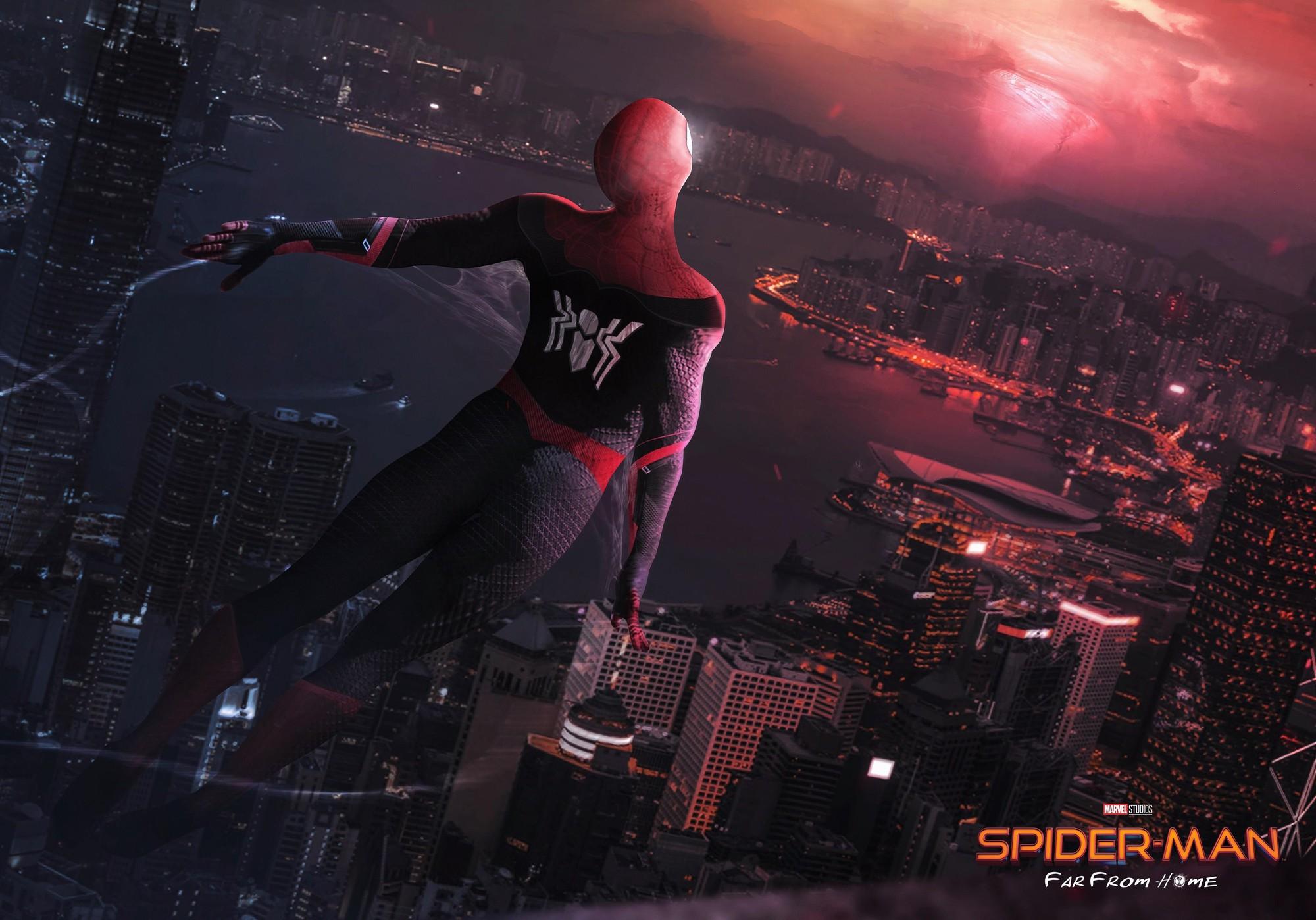 Spider-man: Far From Home thật sự đáng xem hay nhạt nhẽo? - Ảnh 12.