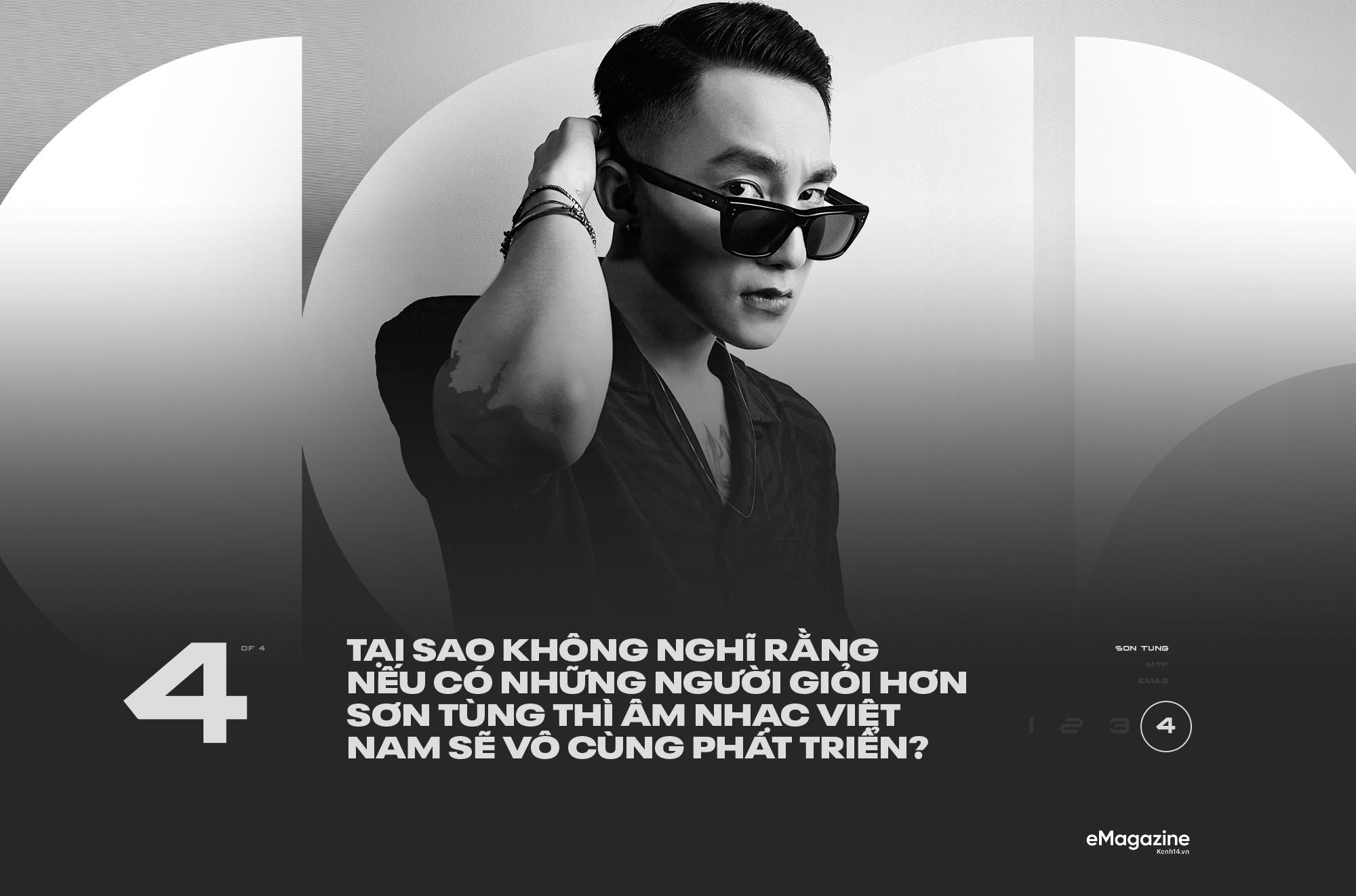 """Hãy trao cho anh và """"Áp lực là Sơn Tùng M-TP"""": Khi nào tôi đứng trên sân khấu ở bên Mỹ, hát bằng tiếng Anh, tiếng Việt thì nói chuyện tiếp - Ảnh 19."""
