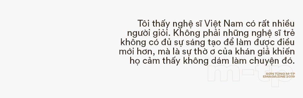 """Hãy trao cho anh và """"Áp lực là Sơn Tùng M-TP"""": Khi nào tôi đứng trên sân khấu ở bên Mỹ, hát bằng tiếng Anh, tiếng Việt thì nói chuyện tiếp - Ảnh 23."""