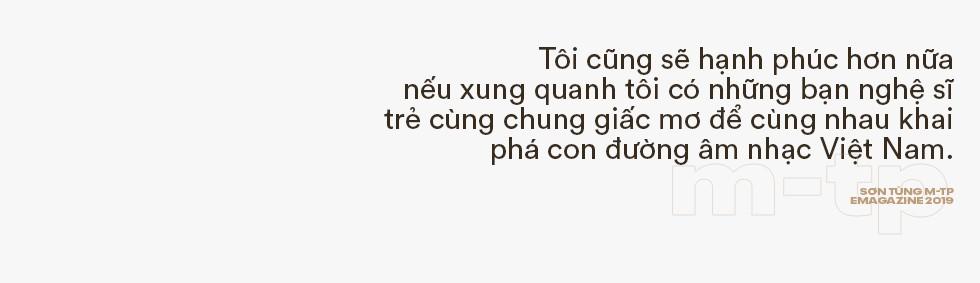 """Hãy trao cho anh và """"Áp lực là Sơn Tùng M-TP"""": Khi nào tôi đứng trên sân khấu ở bên Mỹ, hát bằng tiếng Anh, tiếng Việt thì nói chuyện tiếp - Ảnh 28."""