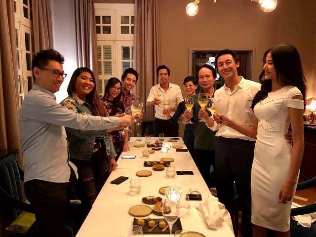 Không còn úp mở chuyện tình cảm, Hoàng Thùy công khai dành lời chúc ngọt lụi tim tới Rocker Nguyễn nhân ngày sinh nhật - Ảnh 2.