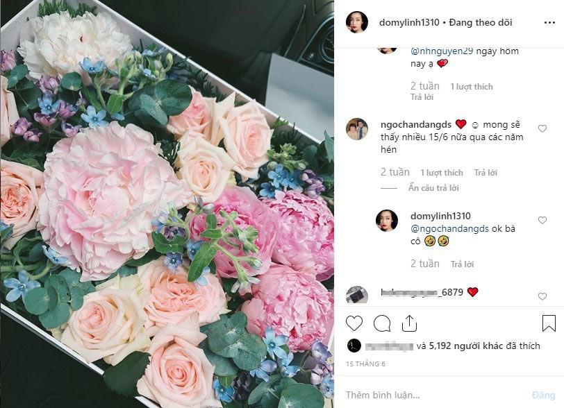 Trước khi lộ ảnh hôn công khai thiếu gia Dương Bảo Hưng, Hoa hậu Đỗ Mỹ Linh úp mở chuyện yêu đương mà không ai hay biết - Ảnh 2.
