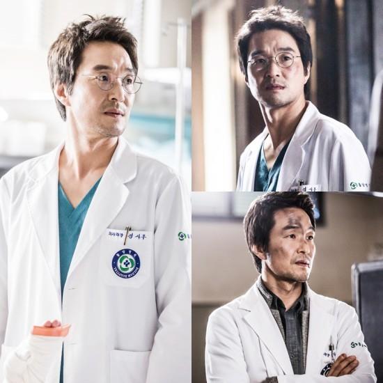 3 lí do không nên bỏ lỡ tuyệt phẩm kinh dị mới Watcher của xứ Hàn: Nhìn dàn diễn viên đã thấy ăn tiền - Ảnh 4.