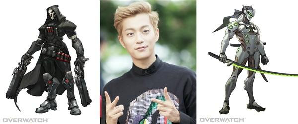 Không chỉ đứng trên sân khấu, Chanyeo; Kyuhyun và loạt nam thần Kpop còn là những cao thủ chơi game thứ thiệt - Ảnh 5.