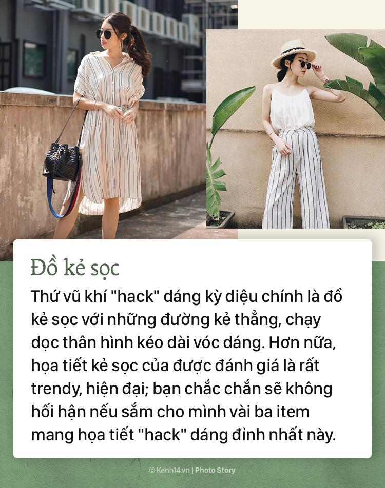 Trong những ngày nắng nóng, cập nhật ngay 4 tips sau để ăn mặc hack dáng mà không cần sơ vin - Ảnh 5.