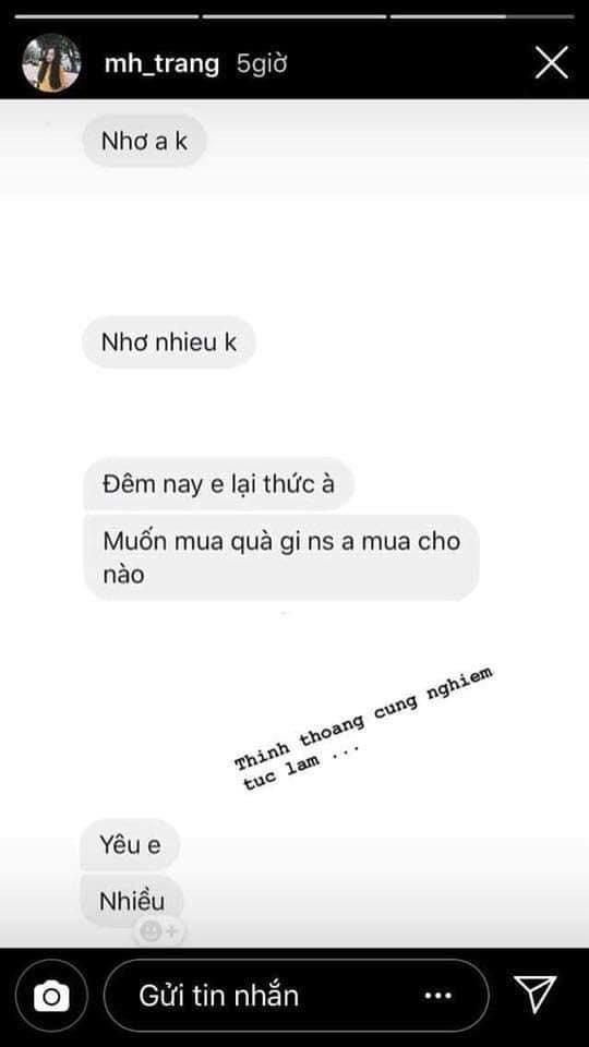 Kể nhanh chuyện tình yêu của Chinh Đen và Mai Hà Trang: Bị fan tóm cảnh hẹn hò, lộ ảnh về ra mắt gia đình và quyết định công khai - Ảnh 5.