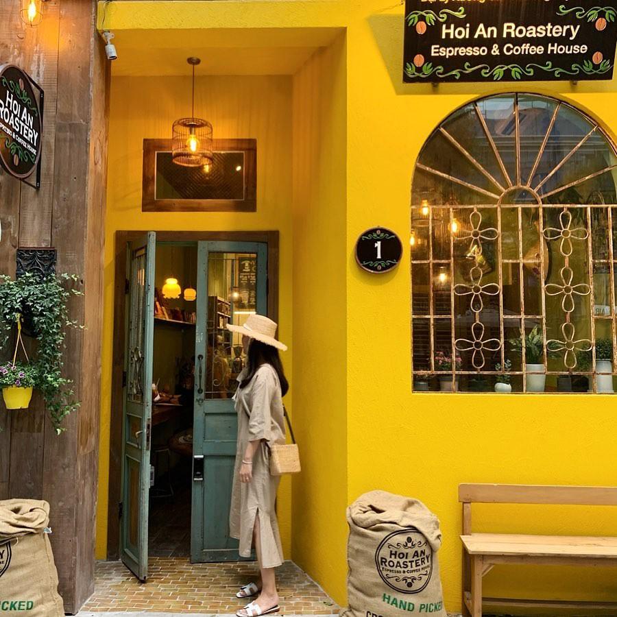Sau bánh mì Phượng và Cộng, lại thêm một quán cà phê nổi tiếng Hội An được xuất khẩu sang Hàn Quốc - Ảnh 2.