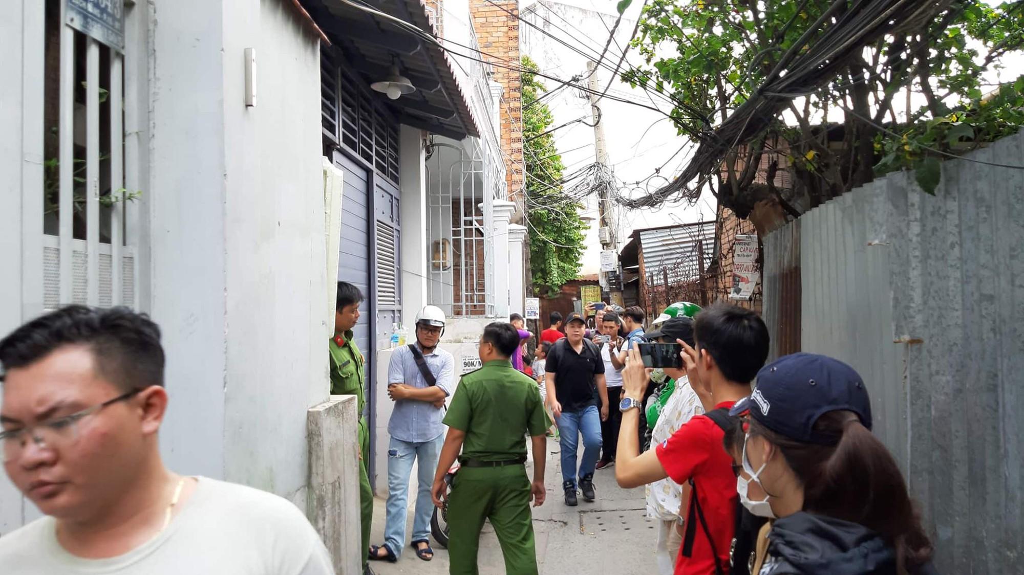 Thi thể nam thanh niên trên kênh Nhiêu Lộc chính là nghi phạm sát hại nữ sinh 19 tuổi trong phòng trọ - Ảnh 2.