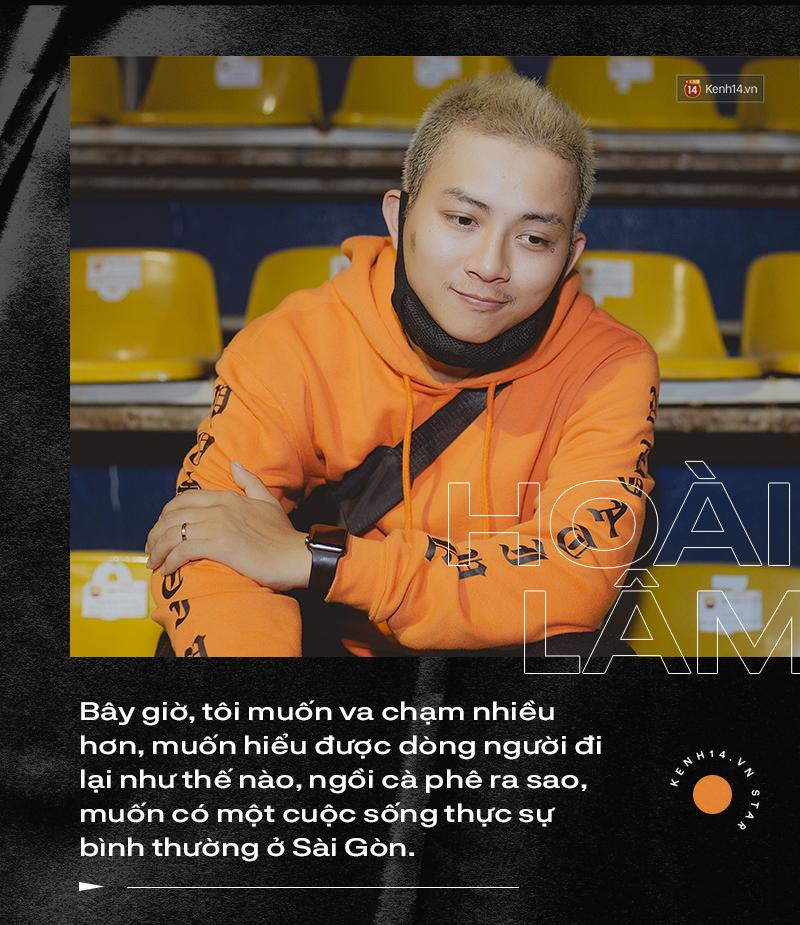 Hoài Lâm lần đầu kể về cuộc sống sau giải nghệ: Đi lái xe và làm nhiều nghề kiếm tiền, không ngại khi bị nhận ra là ca sĩ nổi tiếng - Ảnh 6.