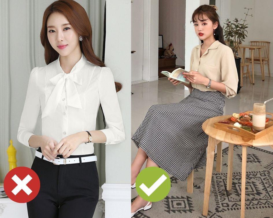 """Xin được nhấn mạnh: 4 kiểu ăn mặc sau đây sẽ khiến chị em công sở trông """"quê một cục"""" - Ảnh 1."""