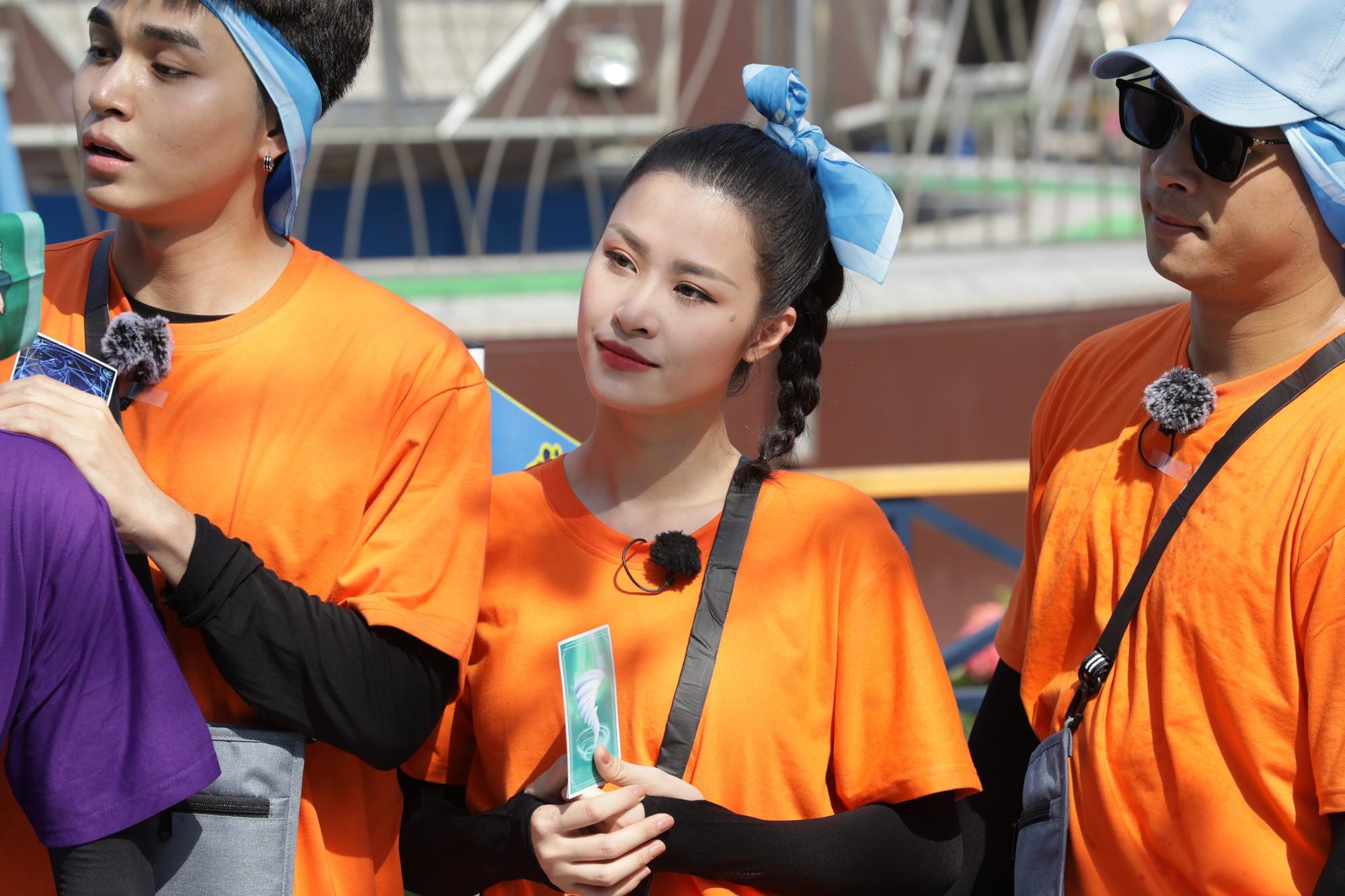 Giữa bão cầu hôn, Running Man tung clip Ông Cao Thắng đồng hành với Đông Nhi trong tập tuần này! - Ảnh 2.