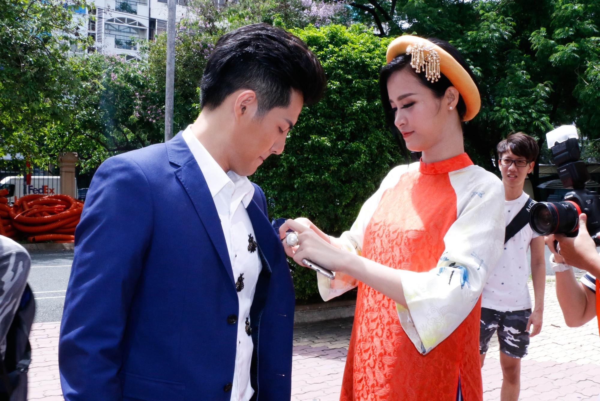 Hành trình 10 năm yêu chốt lại bằng đám cưới của Đông Nhi và Ông Cao Thắng: Cổ tích đời thực đích thị là đây! - Ảnh 5.