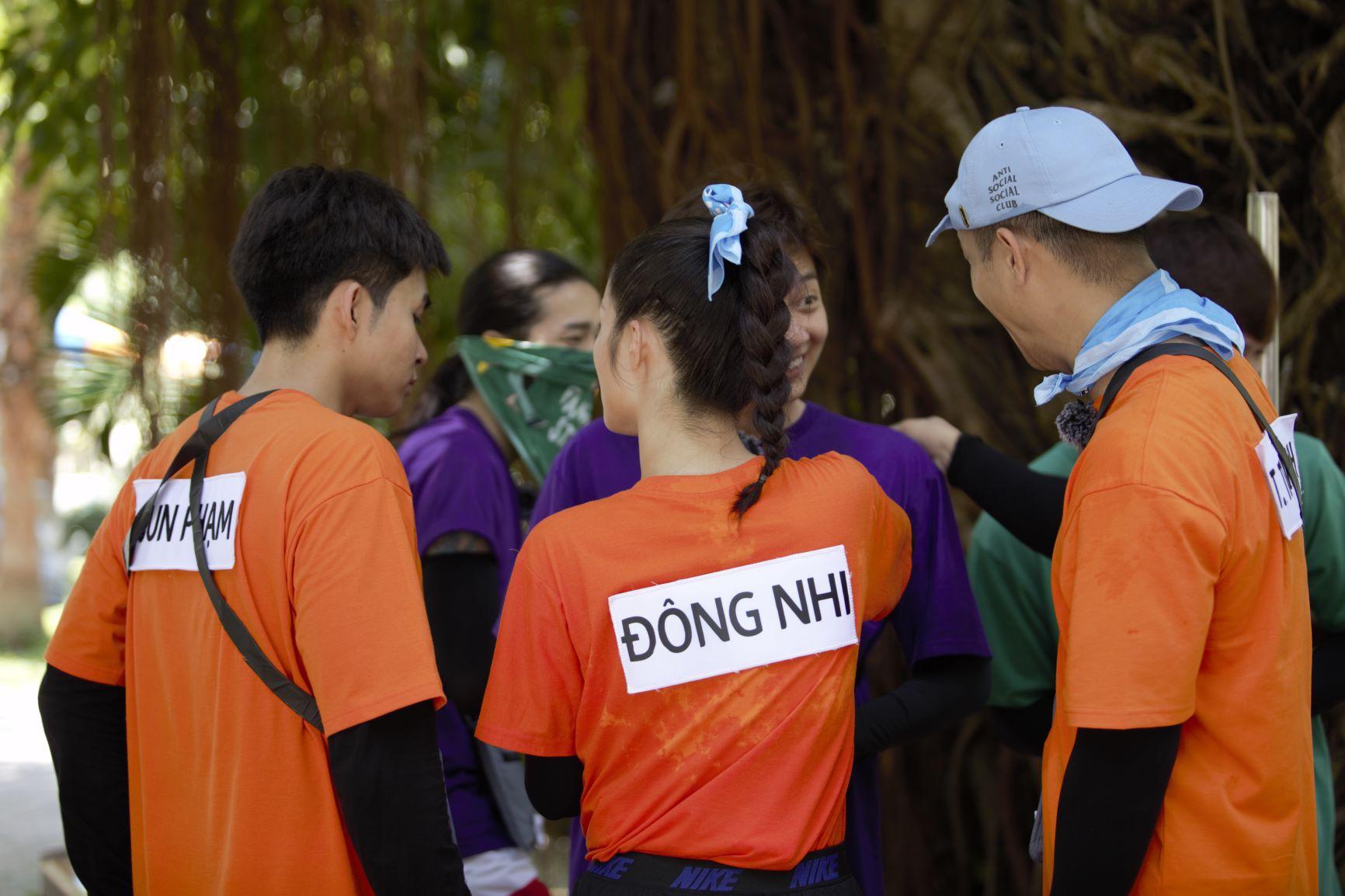 Giữa bão cầu hôn, Running Man tung clip Ông Cao Thắng đồng hành với Đông Nhi trong tập tuần này! - Ảnh 5.