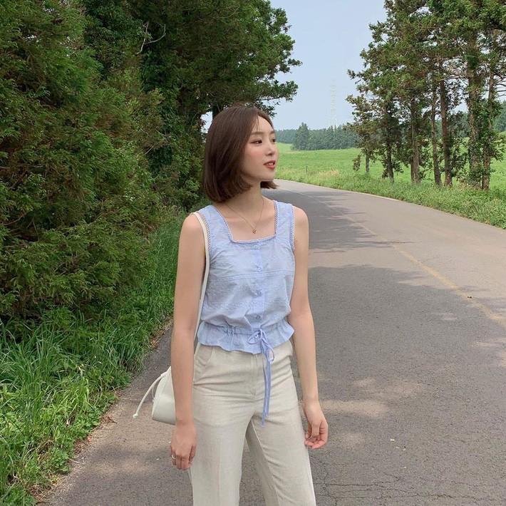 Cao điểm mùa du lịch, các quý cô Châu Á lên đồ vừa xịn lại xinh xẻo, các nàng tội gì mà không bắt chước - Ảnh 9.