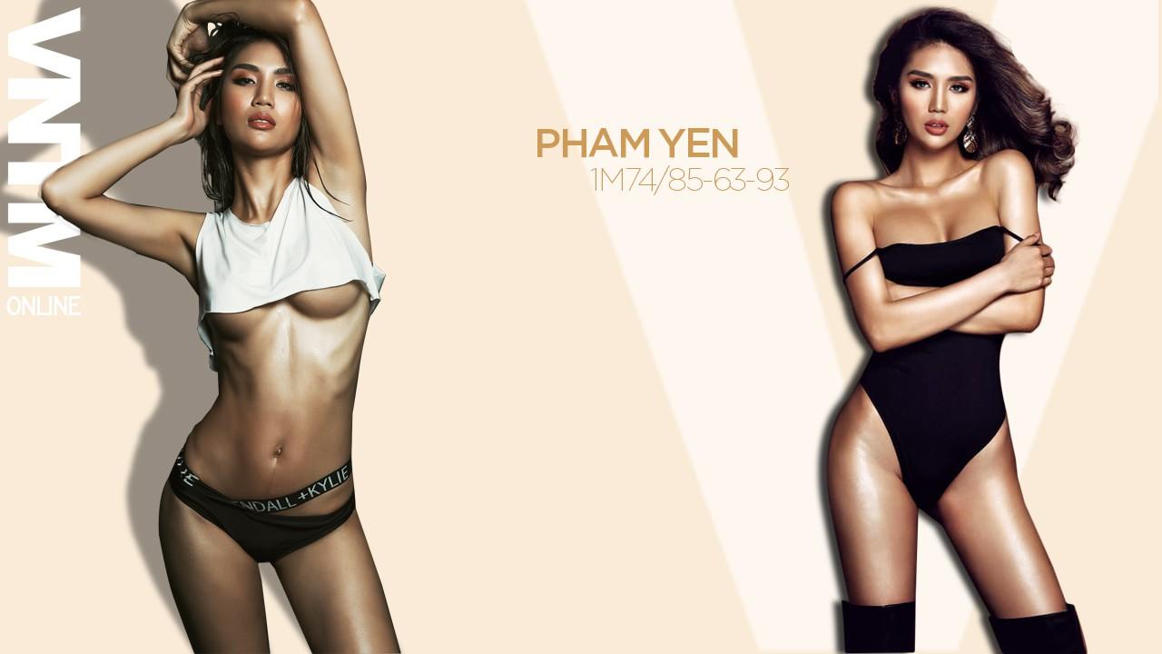 Bỏng mắt với hình thể của dàn thí sinh nữ tranh chiếc vé đầu tiên vào nhà chung Vietnams Next Top Model 2019 - Ảnh 1.