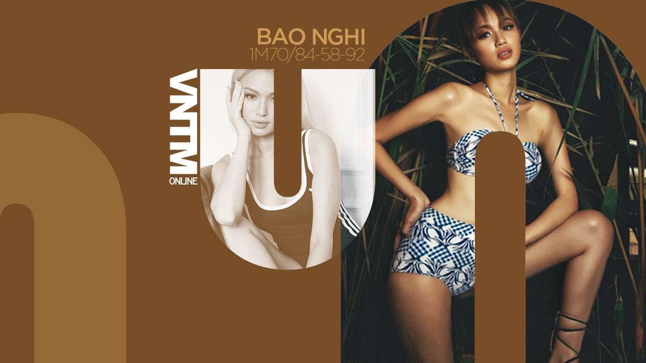 Bỏng mắt với hình thể của dàn thí sinh nữ tranh chiếc vé đầu tiên vào nhà chung Vietnams Next Top Model 2019 - Ảnh 2.