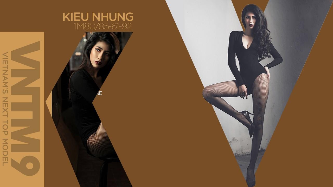 Bỏng mắt với hình thể của dàn thí sinh nữ tranh chiếc vé đầu tiên vào nhà chung Vietnams Next Top Model 2019 - Ảnh 6.