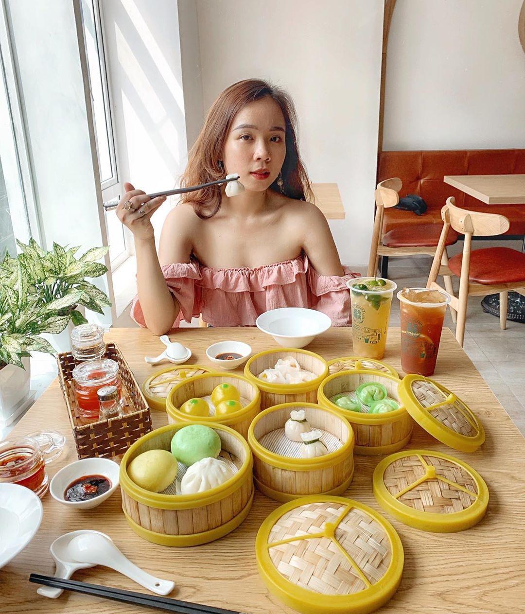 Kết quả hình ảnh cho Food-blogger Trang Nhím Tròn
