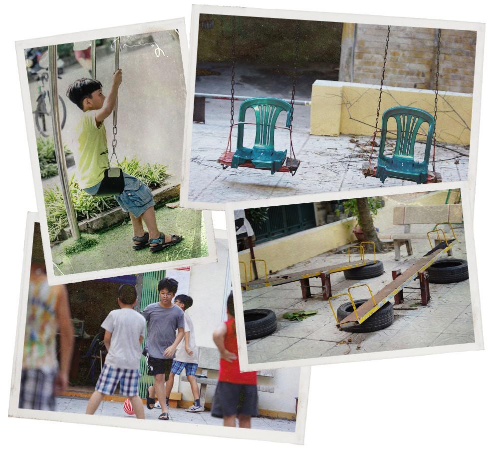 Tìm lại mùa hè đẹp nhất cho các em nhỏ: Là chuỗi ngày thoả sức vui đùa trong những sân chơi của riêng mình - Ảnh 2.