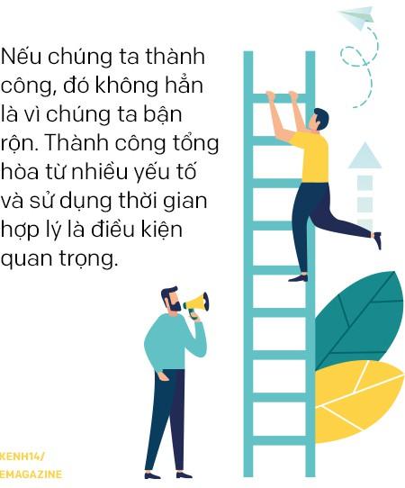 """Sống với câu cửa miệng """"tao bận lắm"""", thế hệ trẻ lấy bận rộn làm thước đo của thành công - Ảnh 7."""
