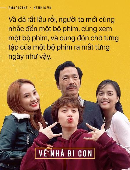Qua rồi thời ăn may, Vũ trụ VTV đã khiến phim truyền hình Việt trở thành một cơn sốt đích thực! - Ảnh 5.