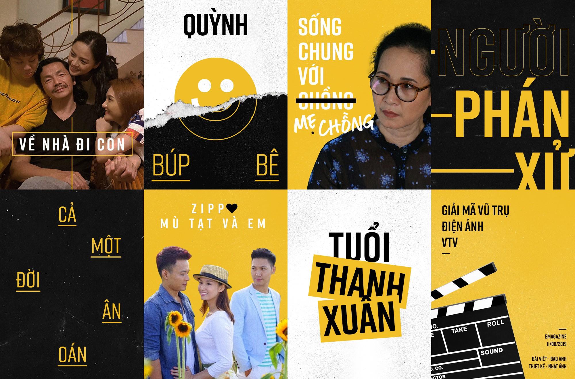 Qua rồi thời ăn may, Vũ trụ VTV đã khiến phim truyền hình Việt trở thành một cơn sốt đích thực! - Ảnh 2.