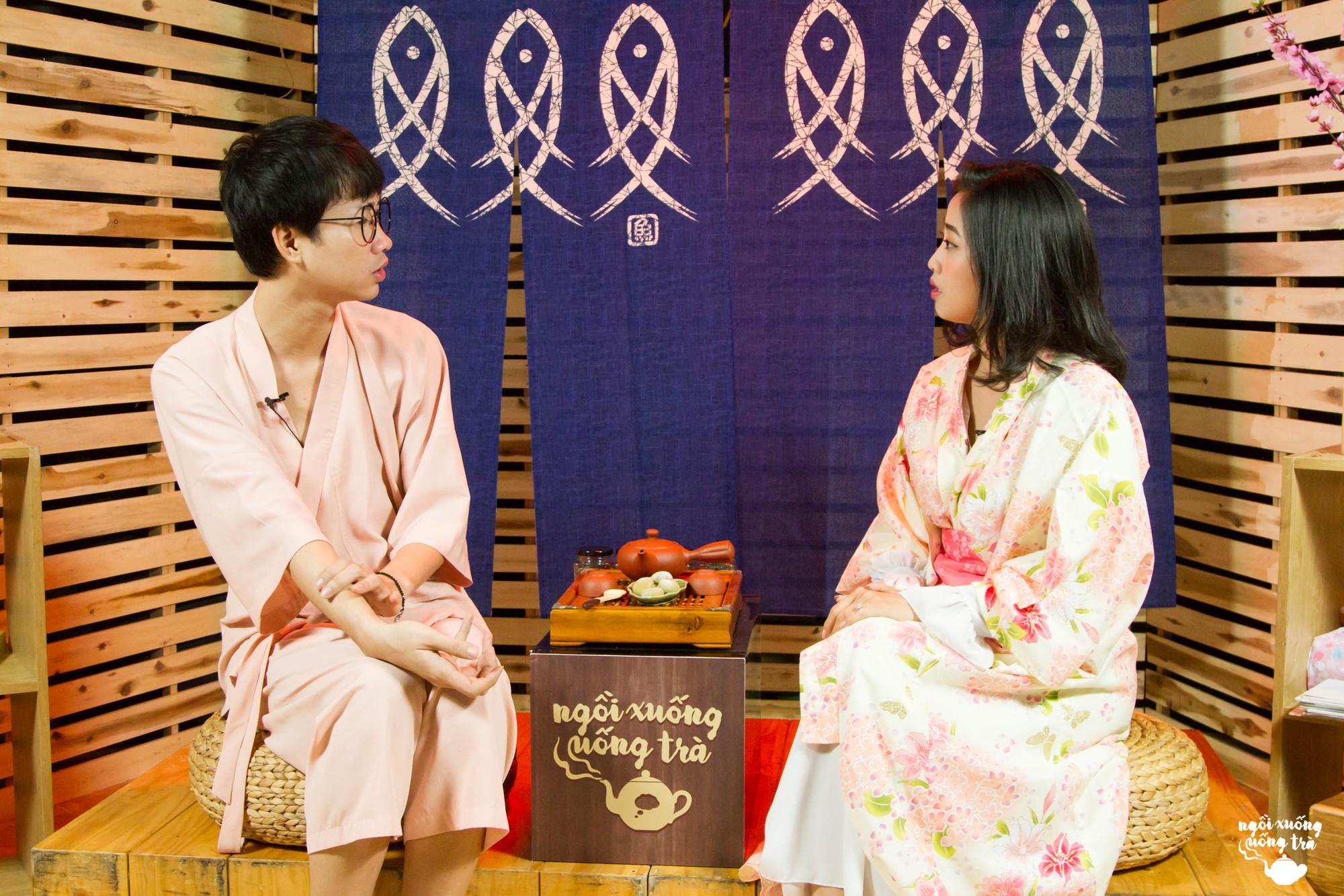 Bị Trấn Thành khuyên nên bỏ nghề diễn viên, đây là phản ứng thực sự của Hải Triều - Ảnh 1.