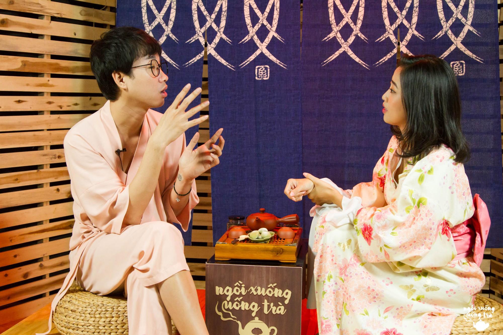 Bị Trấn Thành khuyên nên bỏ nghề diễn viên, đây là phản ứng thực sự của Hải Triều - Ảnh 4.