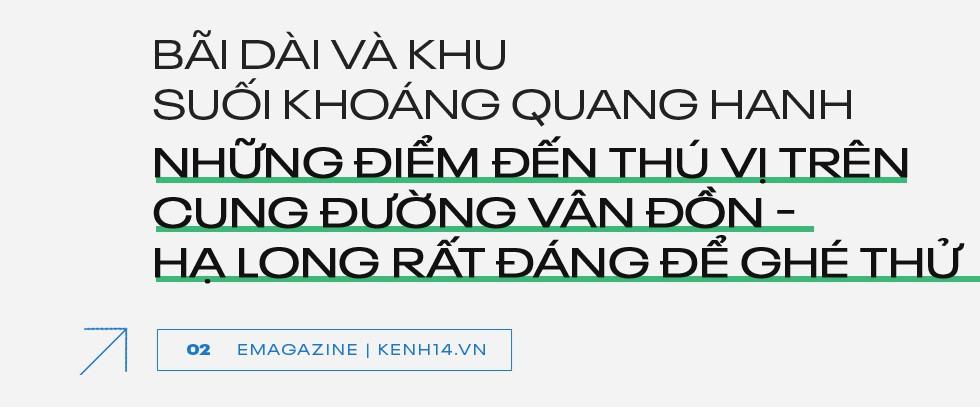 Có một Quảng Ninh đầy mới lạ, trẻ trung: Đi thì dễ mà đẹp thì quên lối về! - Ảnh 8.