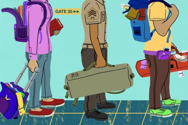 """Xếp hành lý du lịch cũng là một nghệ thuật, liệu bạn đã biết hết những """"tuyệt chiêu"""" pack đồ thông minh này chưa? - Ảnh 23."""