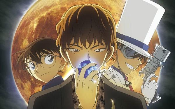 Thám Tử Lừng Danh Conan phần 23: Mình Conan phá án đã hay, lại còn rủ thêm 2 nam thần làm fan mất máu! - Ảnh 1.