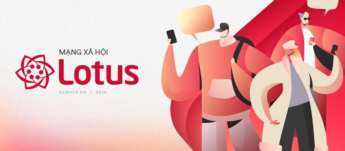 mạng xã hội Lotus