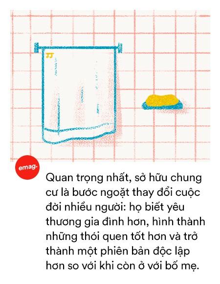 Phải có một căn hộ ở Sài Gòn và khát khao khẳng định của thế hệ vươn mình giữa phố thị - Ảnh 5.