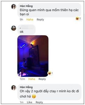 VZN News: Bị antifan ném đá vì nghi là tuesday của Huyme, Hàn Hằng phản dame: Bộ hai người đó chia tay rồi mình không được đi chơi hả? - Ảnh 3.