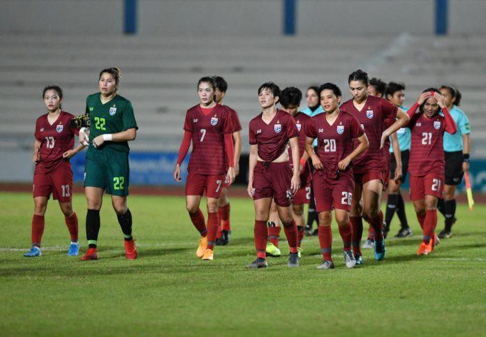 VZN News: Chứng kiến đội nhà bị tuyển nữ Việt Nam truất ngôi, báo Thái Lan buồn bã, thốt lên trong đau đớn: Chúng ta đã thua họ ở mọi cấp độ - Ảnh 1.