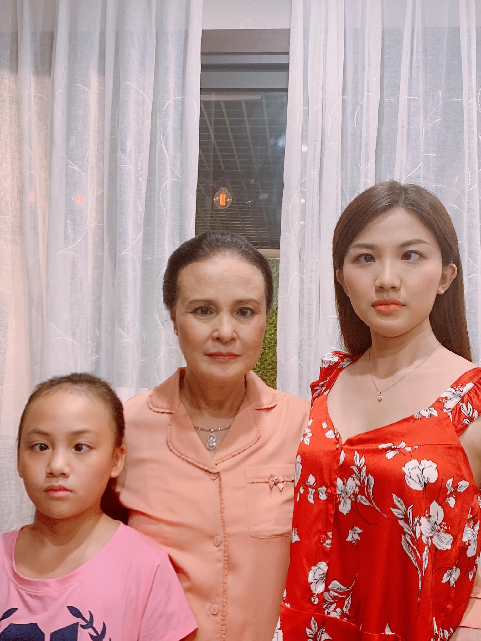 VZN News: Tiểu tam đỉnh cao nhất màn ảnh Việt: Đến tận nhà rủ mẹ chồng và con riêng tương lai làm trò - Ảnh 9.