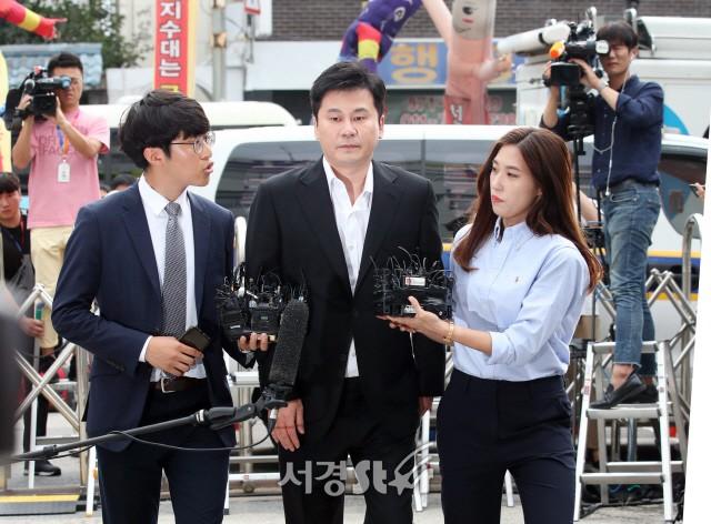 VZN News: Yang Hyun Suk lần đầu chính thức lộ diện sau chuỗi cáo buộc: Chủ tịch YG quyền lực năm nào đã chịu cúi đầu! - Ảnh 3.