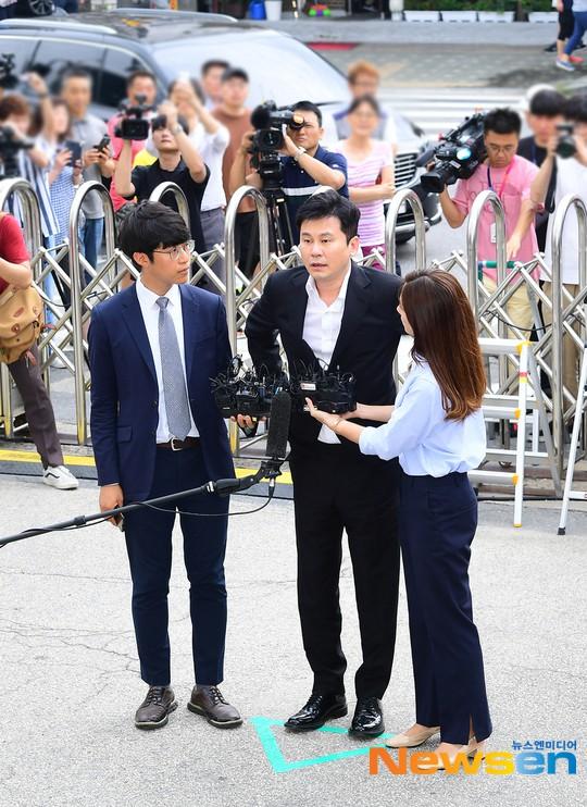 VZN News: Yang Hyun Suk lần đầu chính thức lộ diện sau chuỗi cáo buộc: Chủ tịch YG quyền lực năm nào đã chịu cúi đầu! - Ảnh 2.