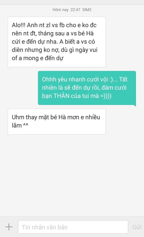 VZN News: Thanh niên dí bạn gái cũ từ Facebook đến Zalo để... mời đám cưới, hé lộ danh tính cô dâu khiến dân tình đồng loạt bị sốc - Ảnh 1.