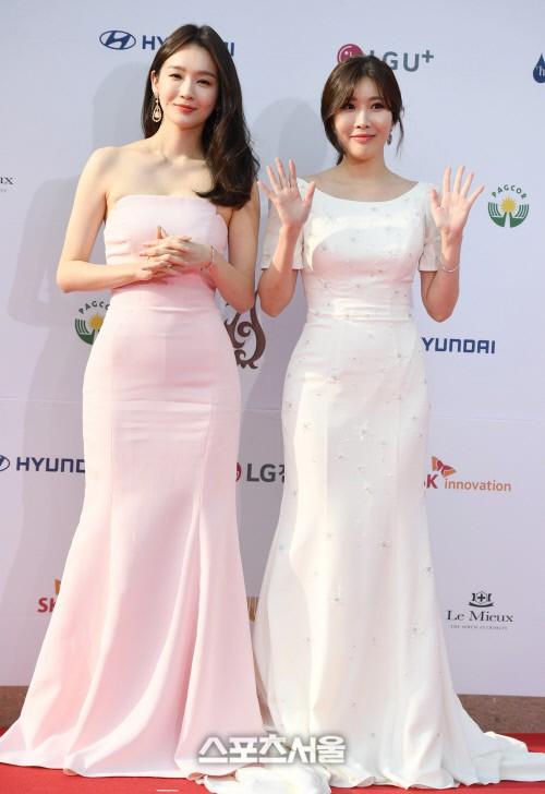 VZN News: Thảm đỏ Seoul Drama Awards: Trương Ngọc Ánh - Anh Dũng tự tin, Ji Chang Wook quá bảnh, Jang Nara bị dàn mỹ nhân lấn át - Ảnh 11.