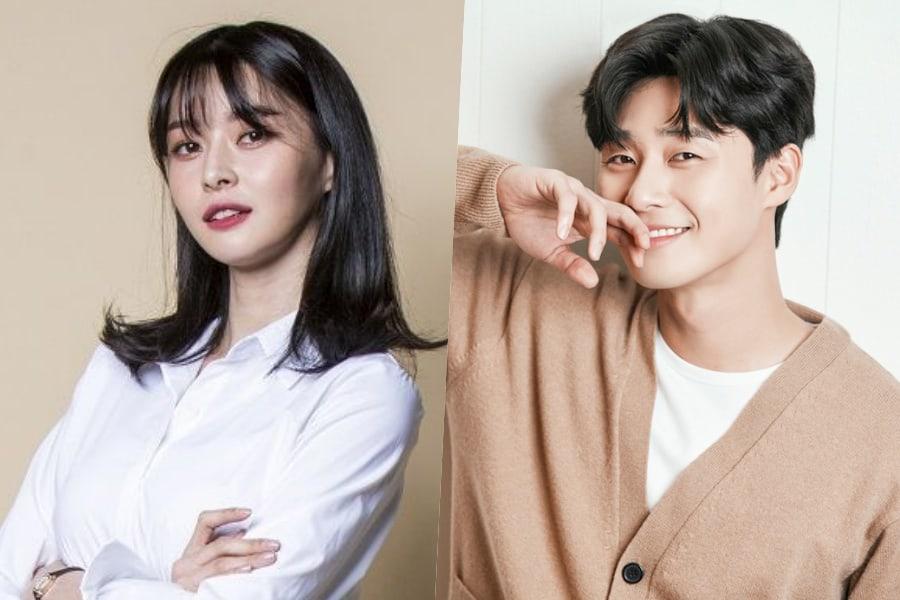"""Hậu cung màn ảnh của Park Seo Joon: Mới kết nạp """"tình tin đồn"""" của Lee Jong Suk, từng hôn đàn chị """"thất điên bát đảo"""" - Ảnh 12."""