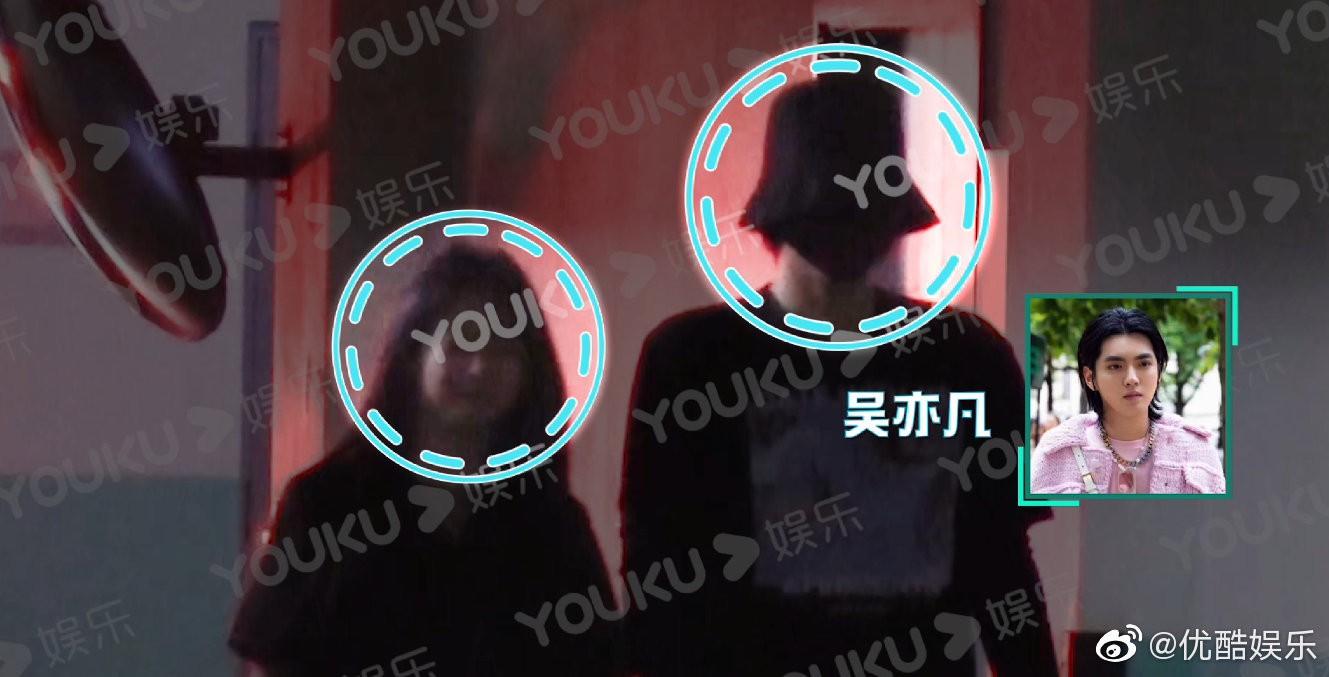 VZN News: HOT: Ngô Diệc Phàm cuối cùng đã lộ ảnh hẹn hò, đan chặt tay đưa nàng về nhà riêng và nhan sắc bạn gái gây chú ý lớn - Ảnh 2.