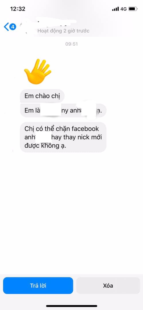 VZN News: Biến tháng cô hồn: Đã chia tay 5-6 năm trước, cô gái còn bị tình địch ghen ngược bắt block Facebook bạn trai cũ cho đỡ lo - Ảnh 1.