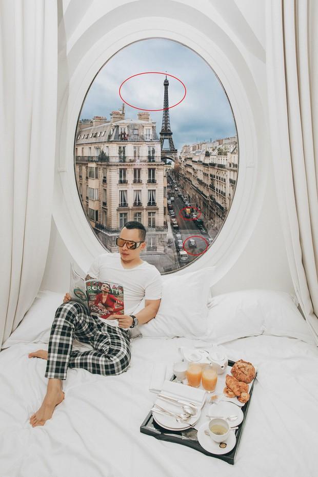 """VZN News: Hễ Ngọc Trinh và Vũ Khắc Tiệp cùng đi du lịch là… có chuyện: Ảnh nude 100% ở Bali vừa rồi còn chưa gây sốc bằng đợt """"ngưng đọng thời gian"""" ở Paris - Ảnh 8."""