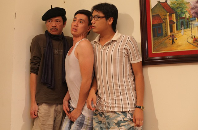 3 ông chồng sợ vợ một phép trên màn ảnh Việt: Bố Sơn của Về Nhà Đi Con cũng góp một chân đây này! - Ảnh 12.